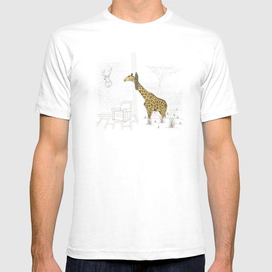Natural Decorative Thophy T-shirt