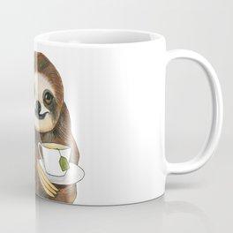 George Enjoys a Two Hour Elevenses Coffee Mug