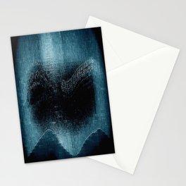 Turquoise Aurora Borealis  Stationery Cards