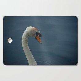 Swan Cutting Board
