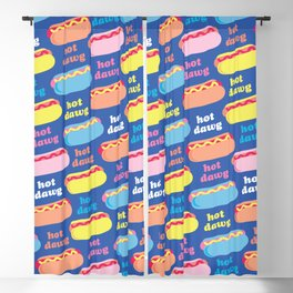 Hot Dawg Blackout Curtain