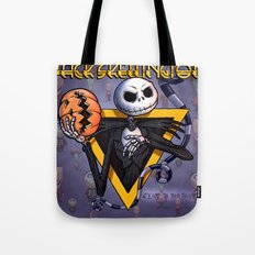 Alice Cooper : Welcome to my nightmare Tote Bag