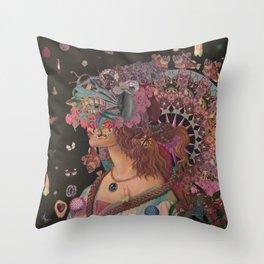 Mistral Throw Pillow