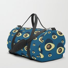 Life Cycle of an Avocado Duffle Bag