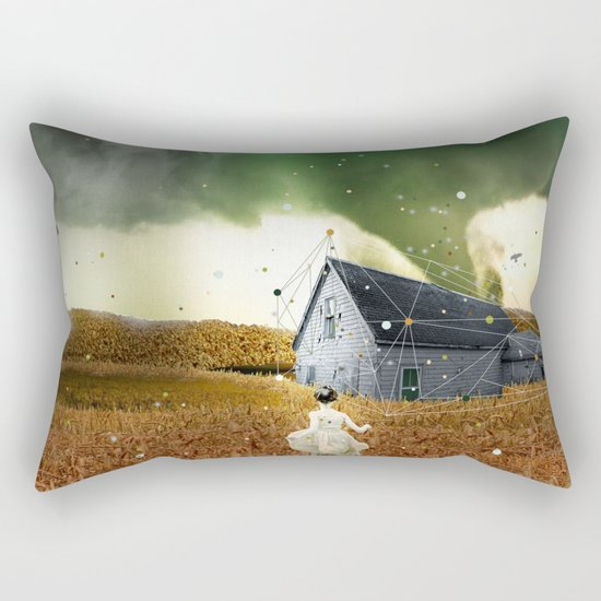 DOROTHY'S HOUSE Rectangular Pillow