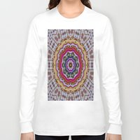 woodstock Long Sleeve T-shirts featuring Woodstock Pattern kinda by Pepita Selles