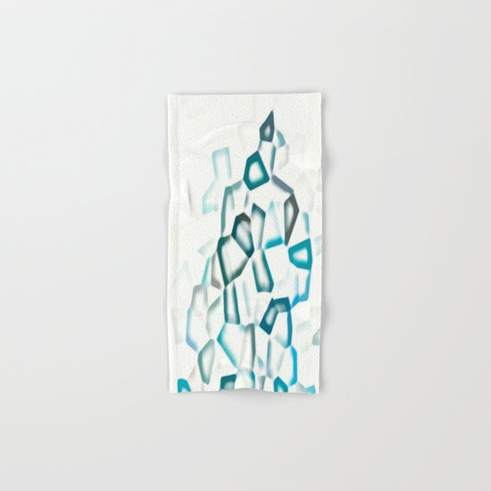 Frozen Dreams Hand & Bath Towel