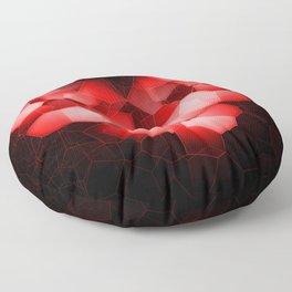 Digital Love Floor Pillow