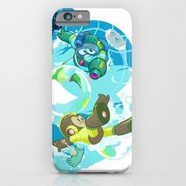 Bubble Man iPhone Case