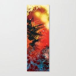 Glorio Galaxy (twins) [right] Canvas Print