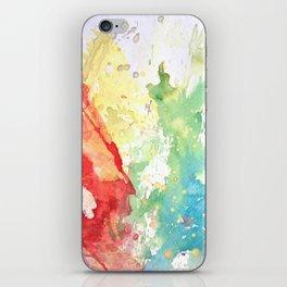 Fluid #1 iPhone Skin