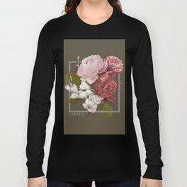 Carmine Long Sleeve T-shirt