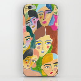 Pure Life Style x Leovy iPhone Skin