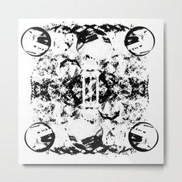 Entropy (Inverse) Metal Print