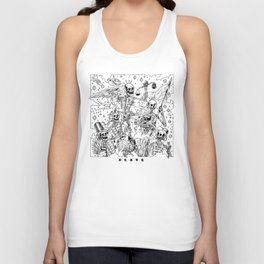Democratic Dead Unisex Tank Top