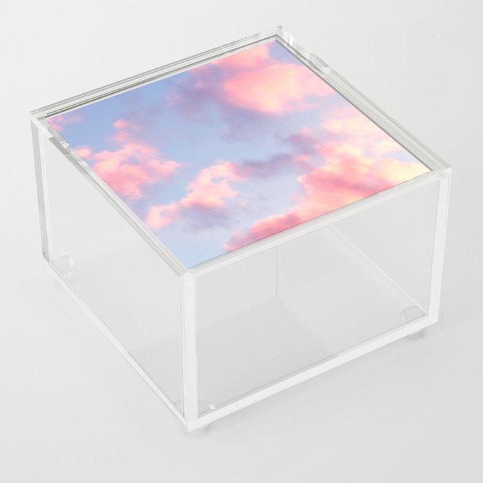 Whimsical Sky Acrylic Box
