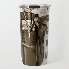 Don't Touch My KOGUMA Travel Mug