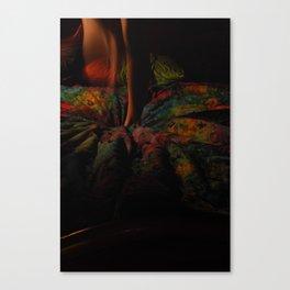 Color Sink Canvas Print