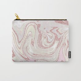 Liquid Glitter Carry-All Pouch