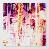 batik Canvas Prints featuring batik by clemm