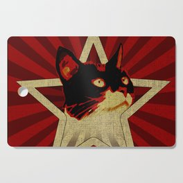 Cats For Social Good Cutting Board