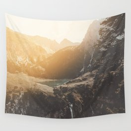 Is this real landscape photography Wall Tapestry