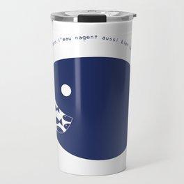 ptits poissons Travel Mug