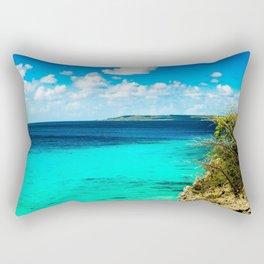 Tropical Sea Rectangular Pillow