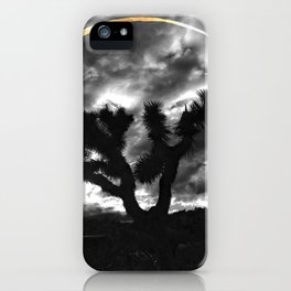 Sacred Joshua Tree — Icons & Relics. iPhone Case