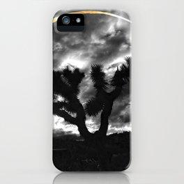 Sacred Joshua Tree — Icons & Relics. iPhone Case