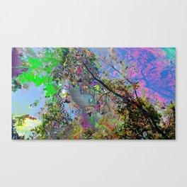 BAGS Canvas Print