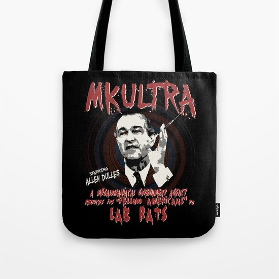 MKULTRA Tote Bag