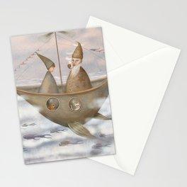 A Mystical Voyage Stationery Cards