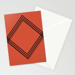 Shape and form Stationery Cards