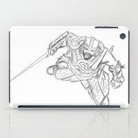 skyrim iPad Cases featuring Dragonborn (Skyrim) by  Steve Wade ( Swade)