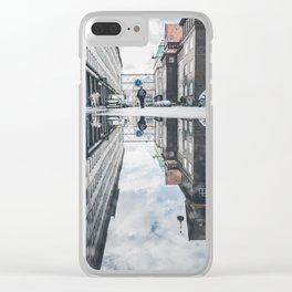 Danish Reflections Clear iPhone Case