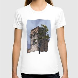 Tower of the palace (color) T-shirt