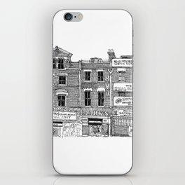 New Cross, London iPhone Skin