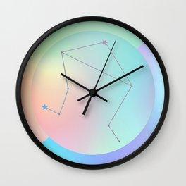 LIBRA (ZODIAC SYMBOLS) Wall Clock