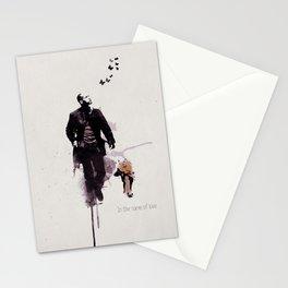 Robert Neville Stationery Cards