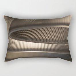 Light Geometry Rectangular Pillow