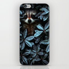 behind the chaos. iPhone Skin