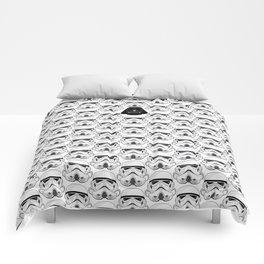 Stormtrooper pattern Comforters