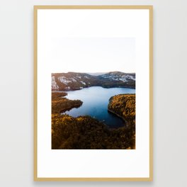 La Cloche Mountains, Ontario Framed Art Print