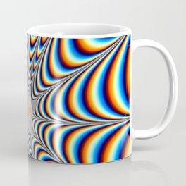 acid funky funny drippy design Coffee Mug
