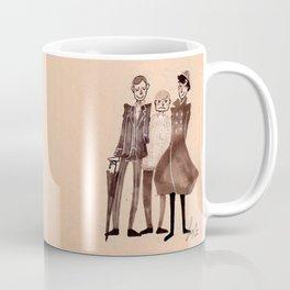 John is not amused. Coffee Mug