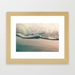 Peaceful Framed Art Print