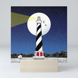 Cape Hatteras Light Mini Art Print