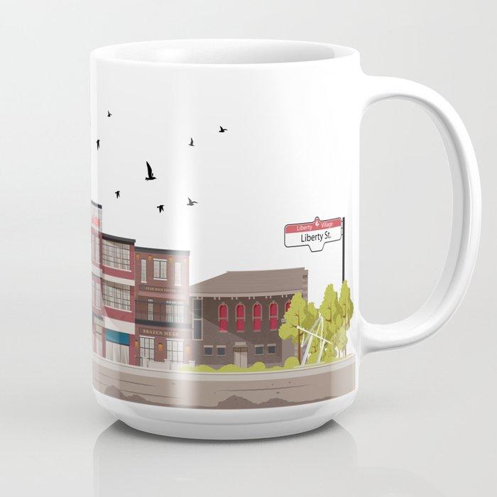 Liberty Village - Toronto Neighbourhood Coffee Mug