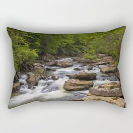 Glade Creek Rectangular Pillow